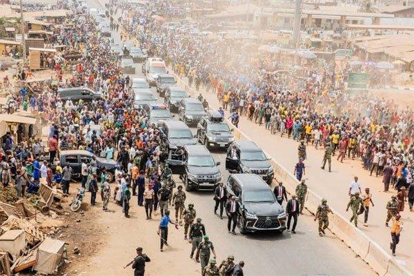 A Pervasive Culture of Insanity: Senate SUVs and Nigeria's Smash-and-Grab Democracy