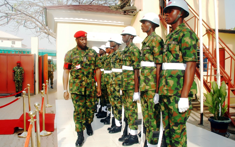 Hubris and Megalomania – We Are Nigerian Army, We Are Above All Nigerians